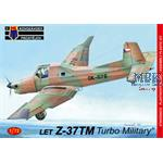 "Let Z-37TM ""Turbo Mlitary"""