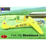 FVA-10b Sidlo 'Czechoslovak aeroclubs'
