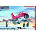 Mikoyan MiG-19S 'Aerobatic Schemes'