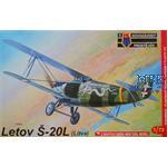 Letov S-20L Lithuanian AF