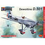 Dewoitine D.501 'In French service'