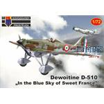 Dewoitine D.510 'Over France'
