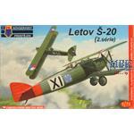 Letov Š-20 Late CzAF