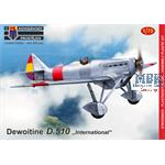 Dewoitine D-510 'International'