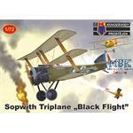 "Sopwith Triplane ""Black Flight"""