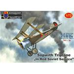 "Sopwith Triplane ""In Red Soviet service"""
