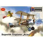 """Sopwith Triplane """"Aces"""""""