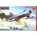 "Shenyang F-6A  ""Early"""
