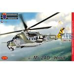 Mil Mi-24D Hind (CzAF, Polish AF, East German AF)