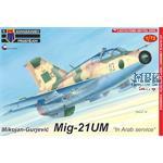 "Mikoyan MiG-21UM ""In Arab Service"""