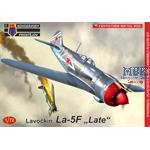 """Lavochkin La-5F  """"Late"""""""