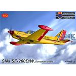"SIAI SF-260D/W ""European Users"""