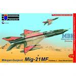 """MiG-21MF """"Third World Users"""""""