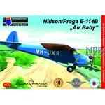 """Hilson/Praga E-114B """"Air Baby"""""""