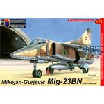 "Mikoyan MiG-23BN ""International users"""