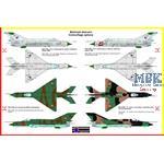 """MiG-21MA """"CzAF, East German AF, Romanian AF"""""""