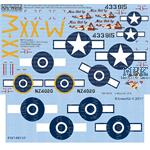 Consolidated OA-10A Catalina 'Miss Pick Up' Decals