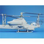 AH-1Z Upgrade Blade Fold Rack set