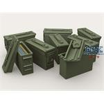 30 CAL Ammo Can set – Modern