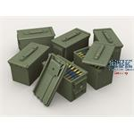 50 CAL Ammo Can set – Modern