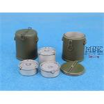 WWII M1941 Food Container set