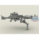 M240 Swing Arm Var.3 set 1/35