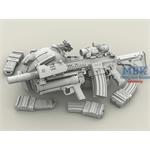 HK416*XM320 set (3ea)