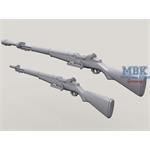 M1 Garand w/Grenade Launcher set