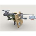M2A1 HMG on SAG Shield Mount (Window Version)