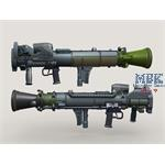 Carl-Gustaf M4 Multi-Role Weapon System w/ cover