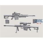 Barrett M107 Sniper Rifle set