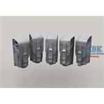 HSGI Universal Modular Magazine Pouch set 6x  1/16