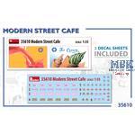 MODERN STREET CAFE