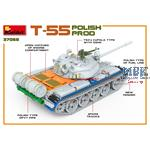 T-55 POLISH PRODUCTION