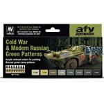 Model Air: Cold War & Modern Russian Green