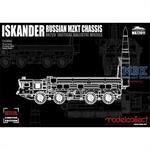 Russian Iskander 9K720 Tactical ballistic missile