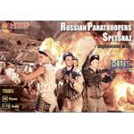 Soviet Spetsnaz Paratroopers, Afghanistan