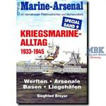 Kriegsmarine-Alltag 1933 - 1945 -Werften, Arsenale