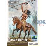 Buffalo Hunter: Running Bear 1/24