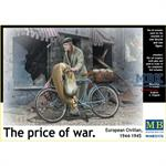 The price of war. European Civilian, 1944-1945