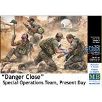 """Danger Close"" Special Operations Team Present day"
