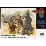 Frontier fight of summer 1941, hand to hand combat