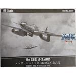 Me 262 A2a/U2  - White Box