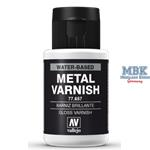Metal Color Gloss Varnish