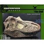 T-Rex Skull/ T-Rex Schädel 1:5