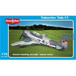 Yak-11 Soviet training aircraft - movie actor