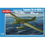 Tupolev TB-1P (MTB-1) (seaplane version)