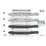 Zeppelin R-class 'Super-Zeppelin'  1:720