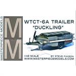 "WTCT-6A  Trailer ""duckling"" 1:48"