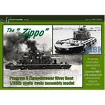 "Program 5 Flamethrower River Boat ""Zippo"" 1:35"